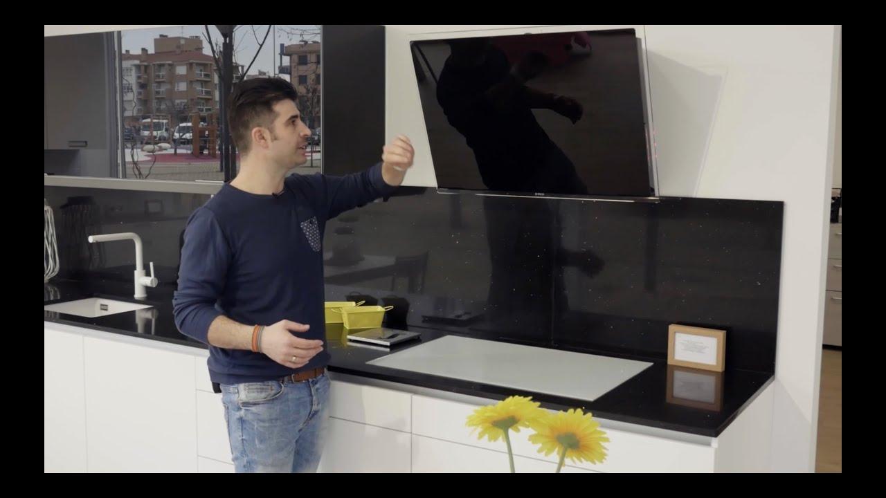 Campanas elica que modelo elegir para los muebles de tu - Campana de cocina ...