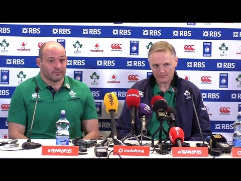 Ireland 19-9 France - Joe Schmidt & Rory Best Full Post Match Press Conference - Six Nations
