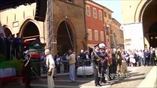 2 giugno 2013.Cremona celebra la Festa della Repubblica (Video)