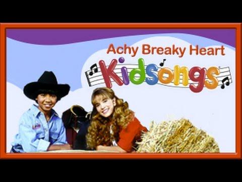 Achy Breaky Heart   Kidsongs  Kids songs  Country Songs for Kids Kids Country Music  PBS Kids