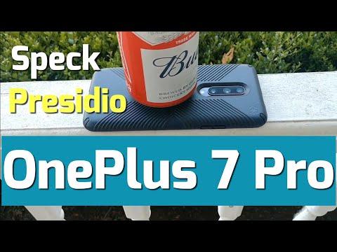 OnePlus 7 Pro Speck Presidio Case