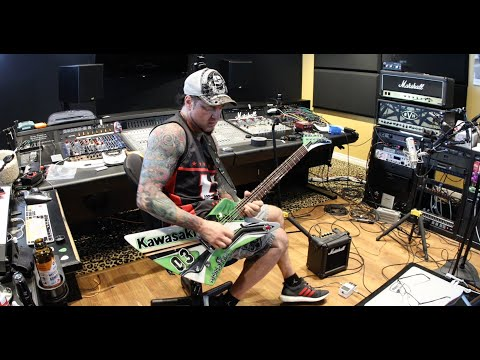 SHROOM - Five Finger Death Punch Studio Update [Video]