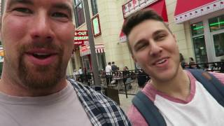 Las Vegas Vlog: Hanging with YouTuber SayHiToMatthew