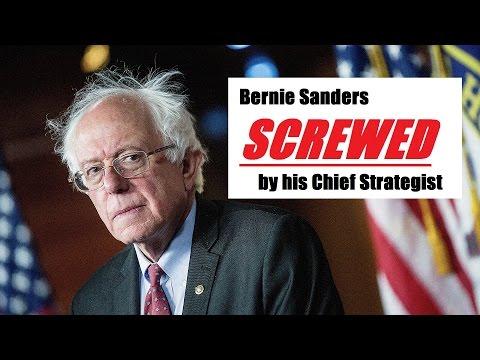 Bernie Sanders Screwed By His Chief Strategist