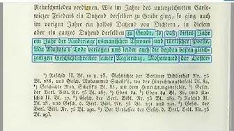 65 Geschichte des osmanischen Reiches - Joseph von Hammer-Prugstall