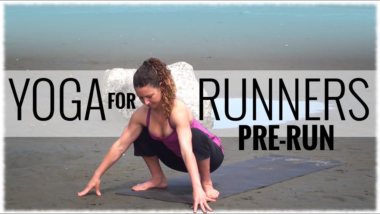 Hatha Yoga with Fiji McAlpine: Yoga for Runners: Pre-Run