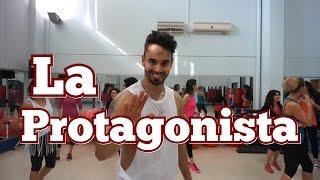 Jacob Forever La Protagonista [Video Lyrics]