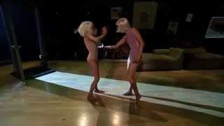 sia feat maddie ziegler allison holker perform chandelier on dancing with the stars