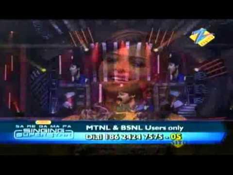 Ranjeet Sings Kisi Nazar Ko Tera Intezaar Aaj Bhi Hai, November 20 Episode.flv