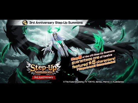 Bleach Brave Souls: Step-UP Ulquiorra!!! Minha Última Chance - Omega Play