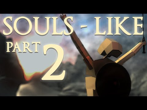 Souls-like Part 2 Third Person Controller - Unity Tutorial (Advanced)
