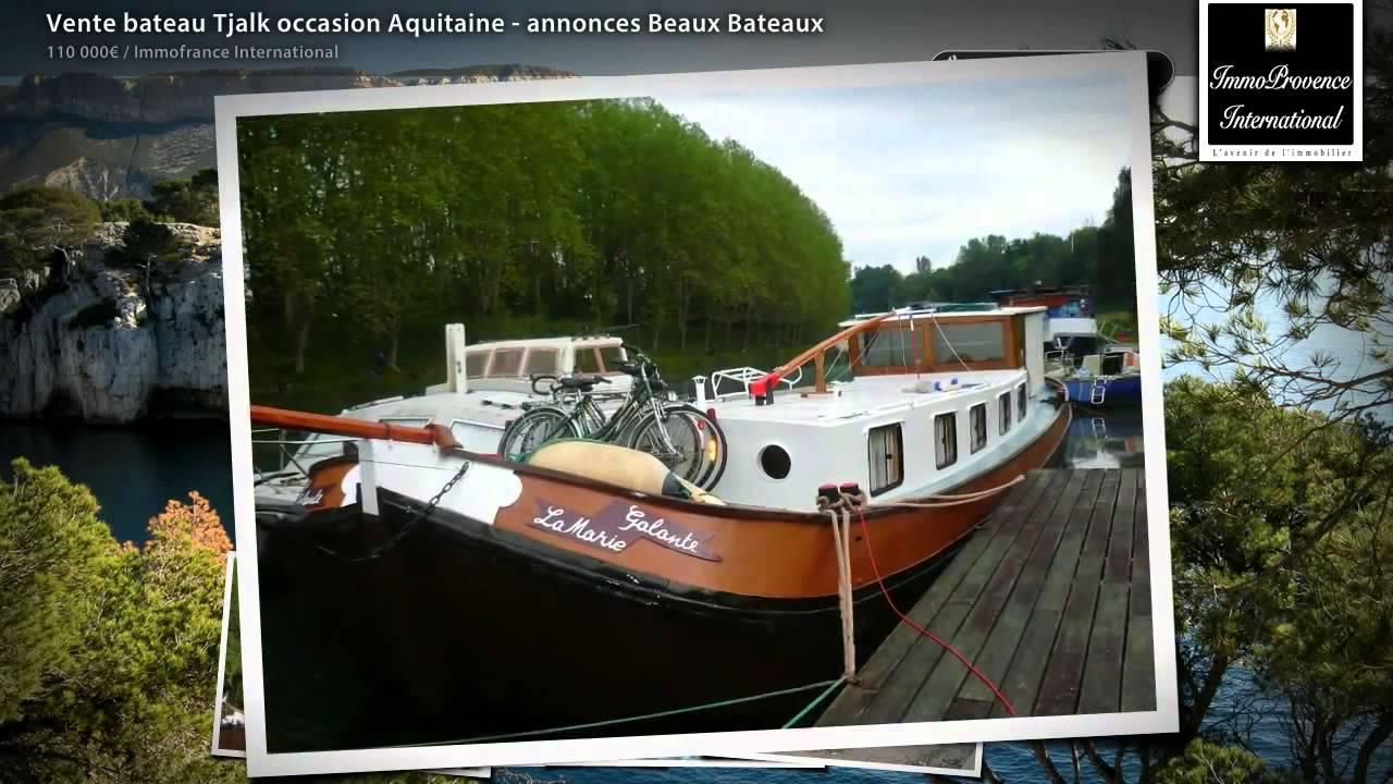 p niche habitable vendre canal du midi entre particuliers annonces beaux bateaux youtube. Black Bedroom Furniture Sets. Home Design Ideas