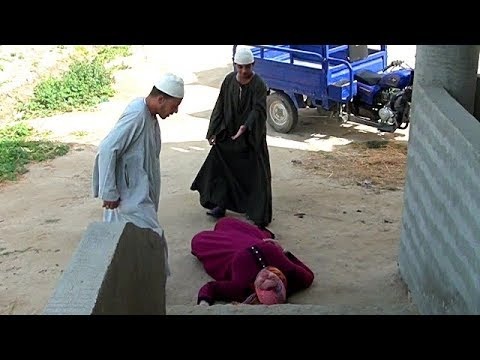 الحاج قرموطي قام بسرقة الحاج سعد بعدما رفض إقراضة مبلغ من المال/ اضحك من كل قلبك 😂😂