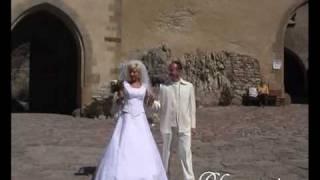 Свадьба в замке Карлштейн,Чехия. Свадьба за границей.