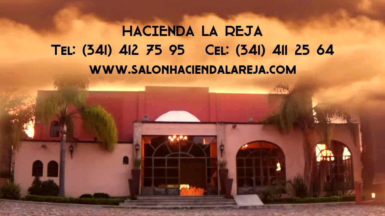 Salón Hacienda La Reja En Ciudad Guzmán Arreglos By Media