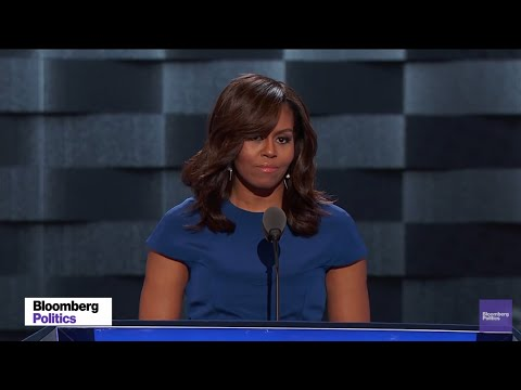Michelle Obama: Don't Let Anyone Ever Tell You America Isn't Great