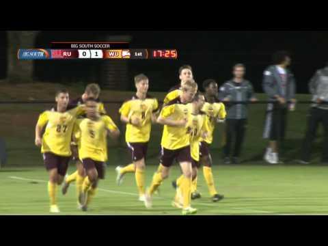 Winthrop Rewind Men's Soccer vs. Radford