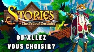 STORIES : THE PATH OF DESTINIES, une excellente surprise ! | LET