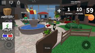 Showing my skills (ROBLOX)