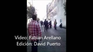 Explosión Mufas LYF CFE Ocurrida el 23/12/2011 en la Calle Rep. De ...