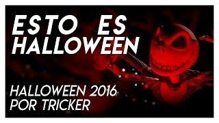 Esto Es Halloween By Tricker (cover Full Español)