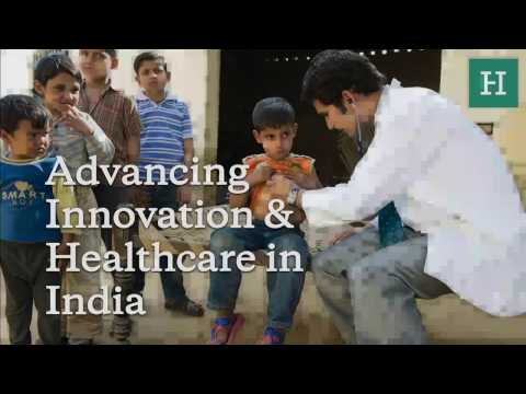 Advancing Innovation and Healthcare in India