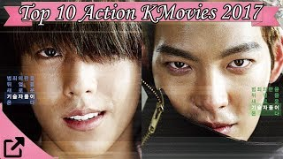 Top 10 Action Korean Movies 2017 (All The Time)
