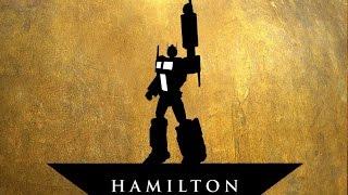 Aaron Burr, Sir - Hamilton Original Broadway Cast Recording (Stop-Motion)