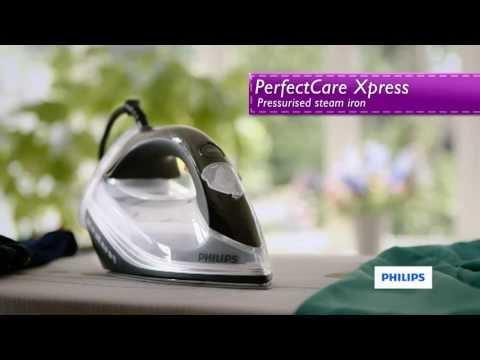 Ferro da stiro PHILIPS GC 5050 PerfectCare Xpress Euronics.it