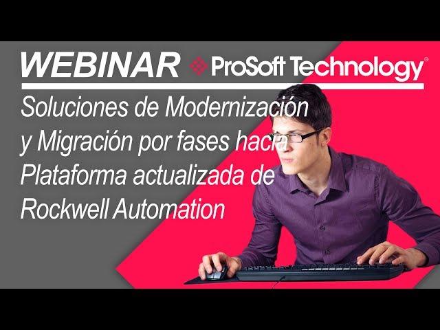 Soluciones de Modernización y Migración de Rockwell Automation