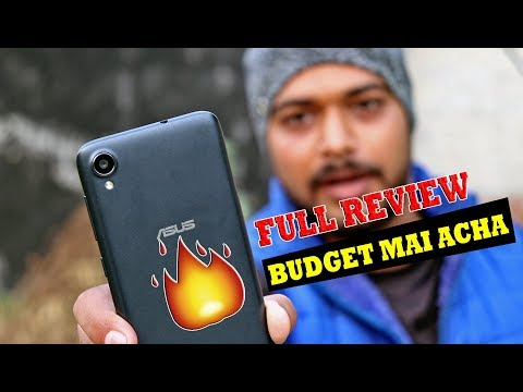 Asus Zenfone Lite L1 Review After Usage Budget Mai Acha Phone😍