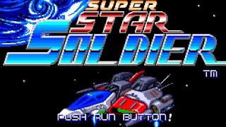PC Engine Longplay #3: Super Star Soldier