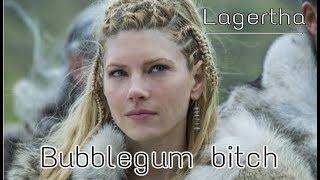 Marina & The Diamonds || Bubblegum bitch || Lagertha (Vikings)