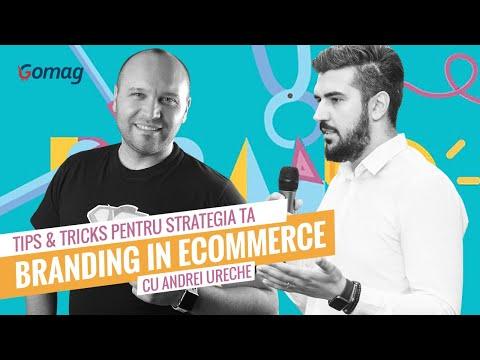 Branding In ECommerce - Tips & Tricks Pentru Strategia Ta
