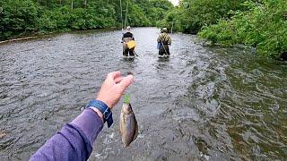Рыбалка в Приморье Река Журавлевка 30 06 04 07 2021 г День 1