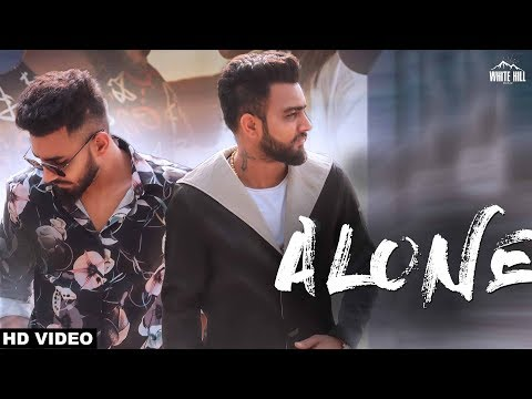Latest Punjabi Song Alone Sung By Samy | Punjabi Video Songs