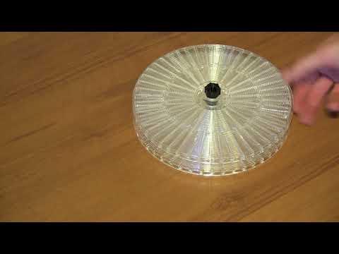 Как зарядить бачок киноплёнкой. How to charge the tank film strip