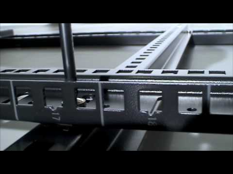 Assembly Instructions For Server Rack Enclosure Youtube
