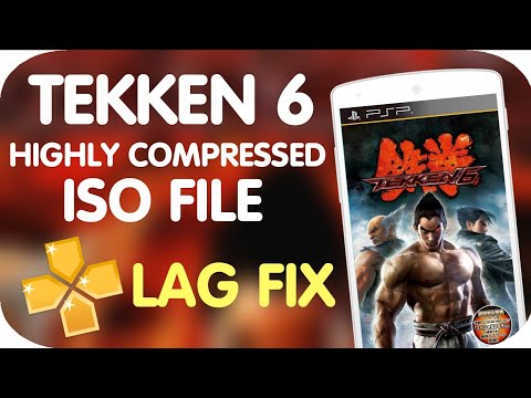 (200MB) Tekken 6 Highly Compressed For Android + Lag Fix Best Settings 2018 - 동영상