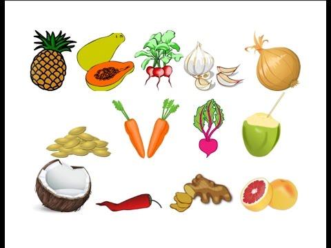 Anti-Parasitic Foods (Anti-Fungal Foods)