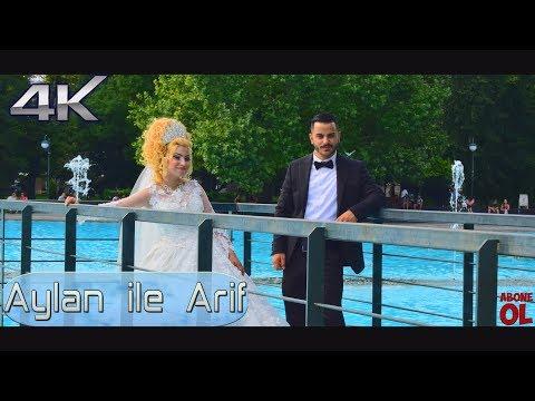 Arif Ile Aylan Dügün Töreni  Full HD 4k 2019