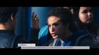 Cinéma : l'Île-de-France présente au 70e festival de Cannes