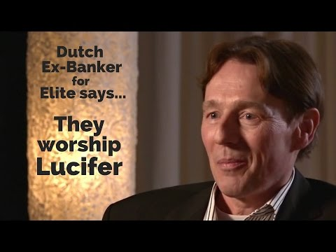 Dutch Whistleblower: They Worship Lucifer, Sacrifice Children (Ronald Bernard)