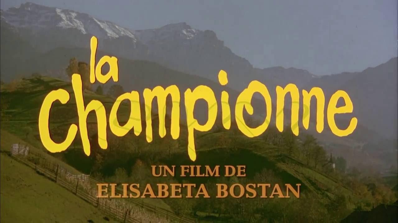 La Championne - Bande annonce (HD)