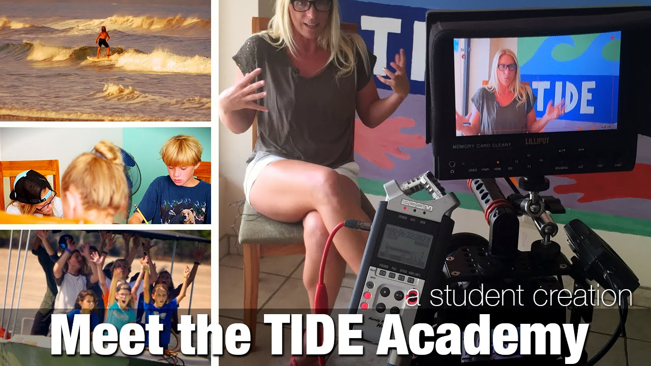 TIDE Academy Documentary - a small K-12 School in Tamarindo, Costa Rica