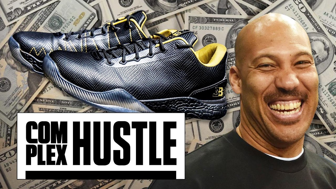 Image result for LaVar Ball explains why Lonzo Ball's $495 shoe costs so much