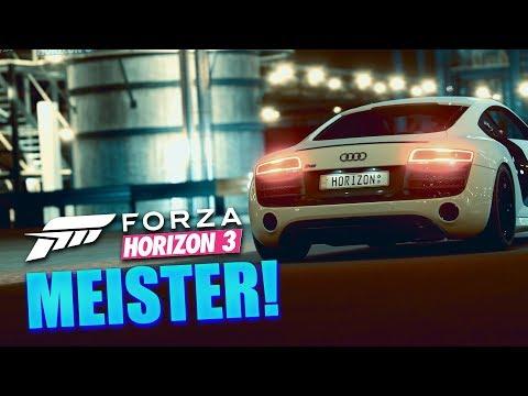 FORZA HORIZON 3 - SIEGER oder VERLIERER? | Audi R8