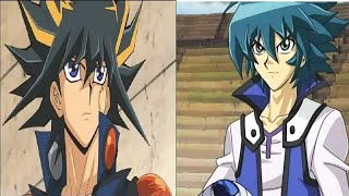 Yusei Fudo vs Jesse Anderson