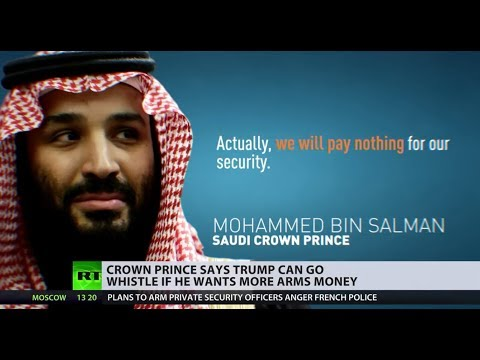 \'We will pay nothing for our security\': Saudi Arabia disregards Trump\'s warnings