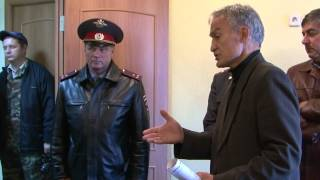 Мусянович: полицейский беспредел